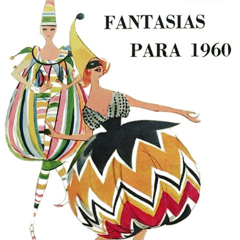 fantasias para 1960 rest